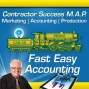 Artwork for 0214: Proven Contractor Bookkeeping Road Map