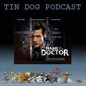 TDP 319: The Name Of The Doctor - Smith 2013 Ep 8