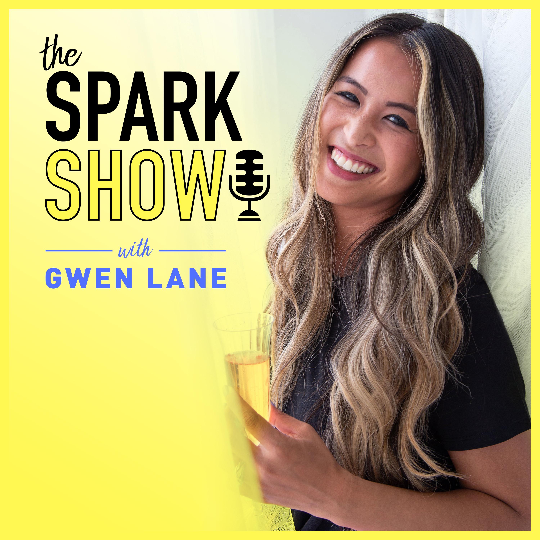 The Spark Show show art