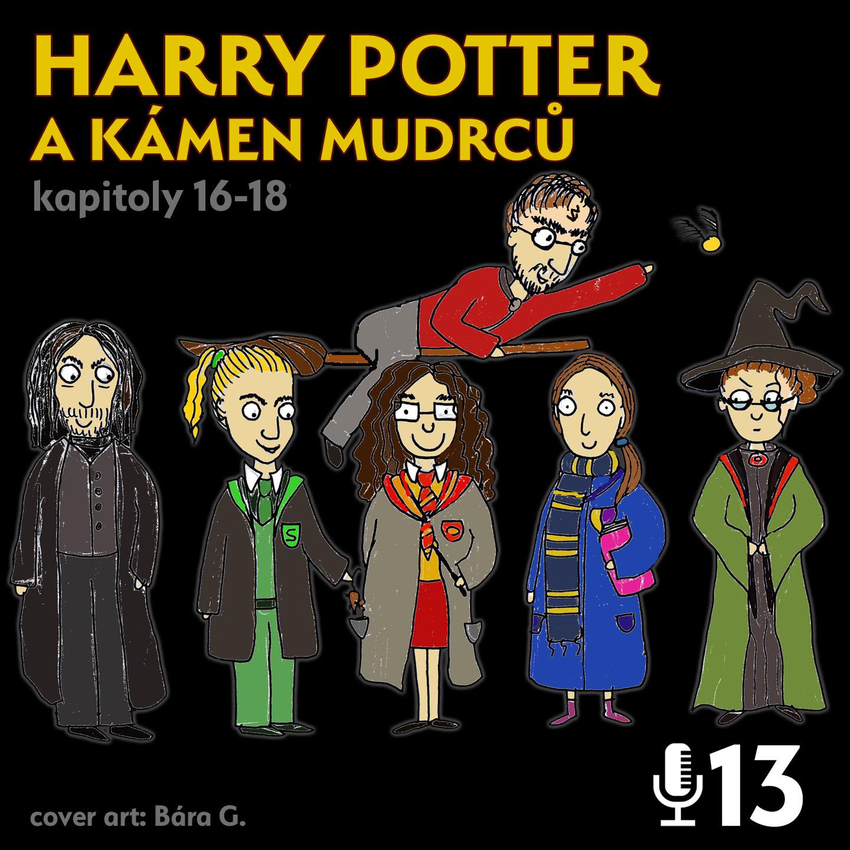 Epizoda 13 - Harry Potter 1.3