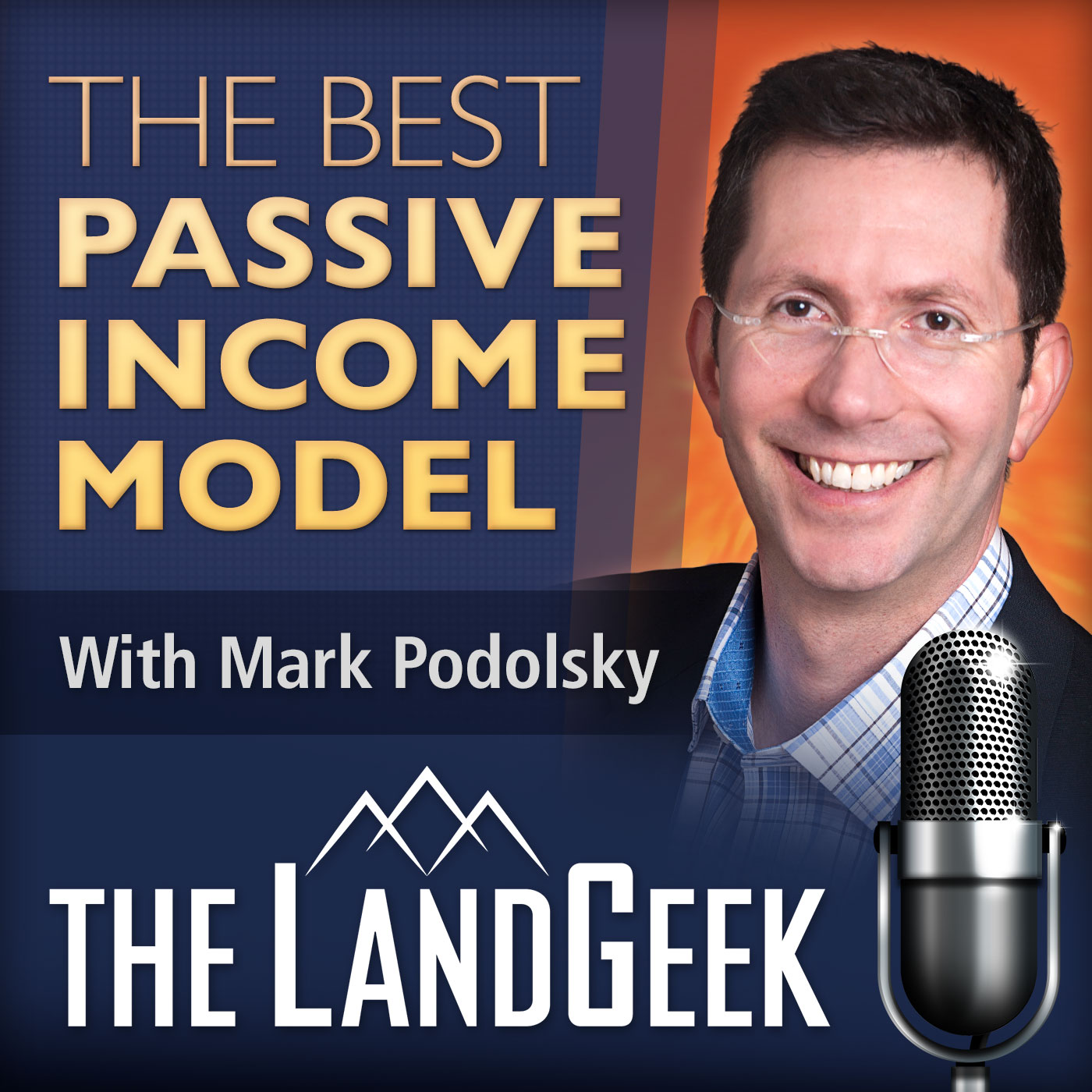 The Best Passive Income Model Podcast show art