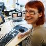 Artwork for Årets medicinsvensk är Sara Riggare i Neuro med Parkinson enligt tidningen Fokus