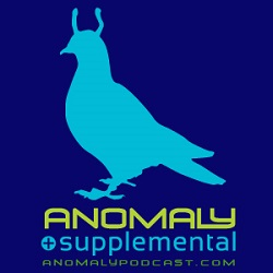 Artwork for Anomaly Supplemental | Every Anxious Wave and Disliking Certain Geek Things