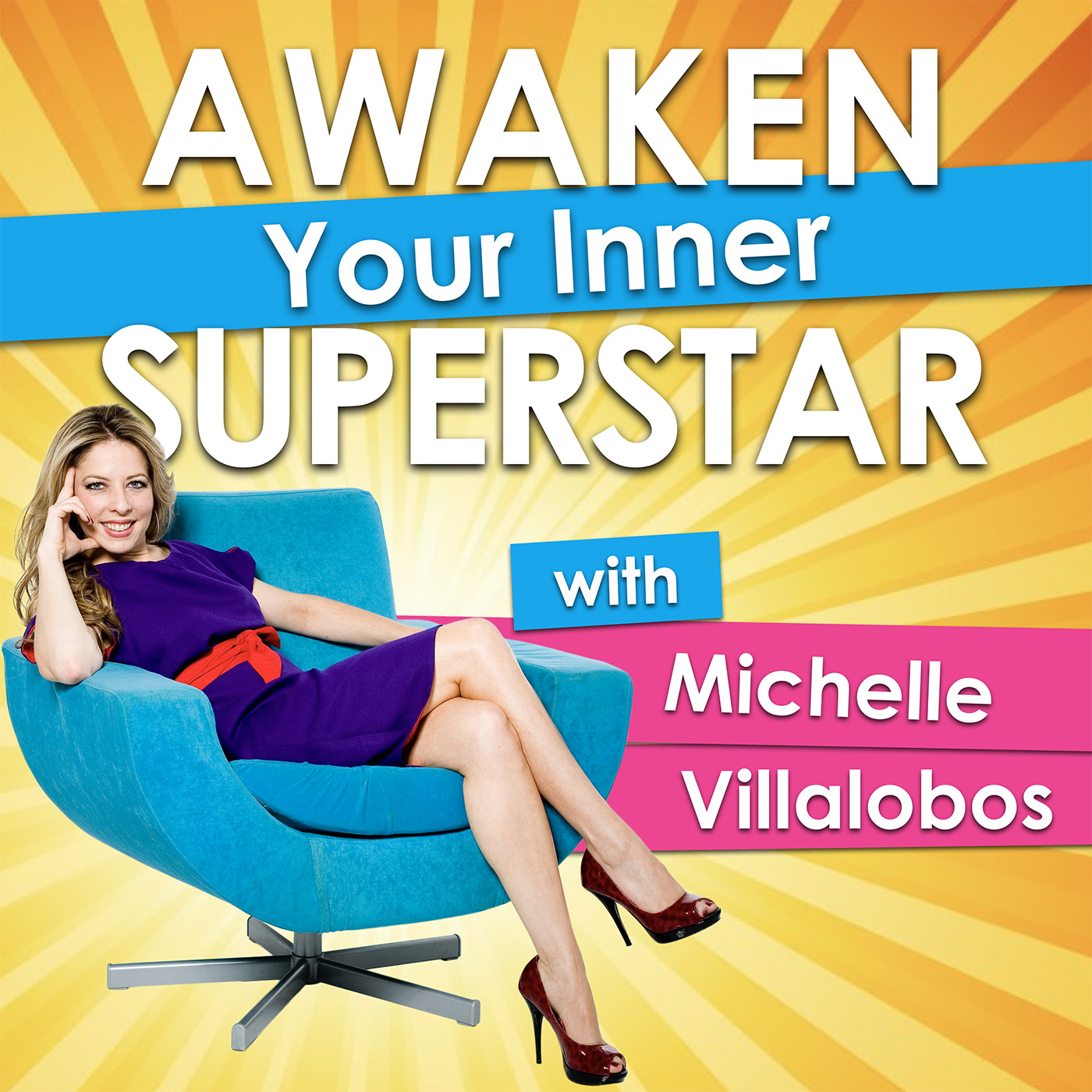 Awaken Your Inner Superstar show art