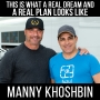 Artwork for Create Your Dream Life with - Manny Khoshbin