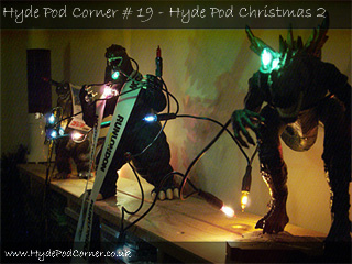Hyde Pod Corner #19 - Hyde Pod Xmas 2