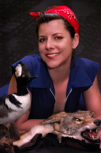 Episode 62: Professional taxidermist Beth Beverly