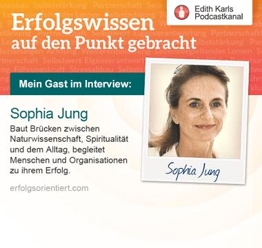 150 - Im Gespräch mit Sophia Jung - Teil 2