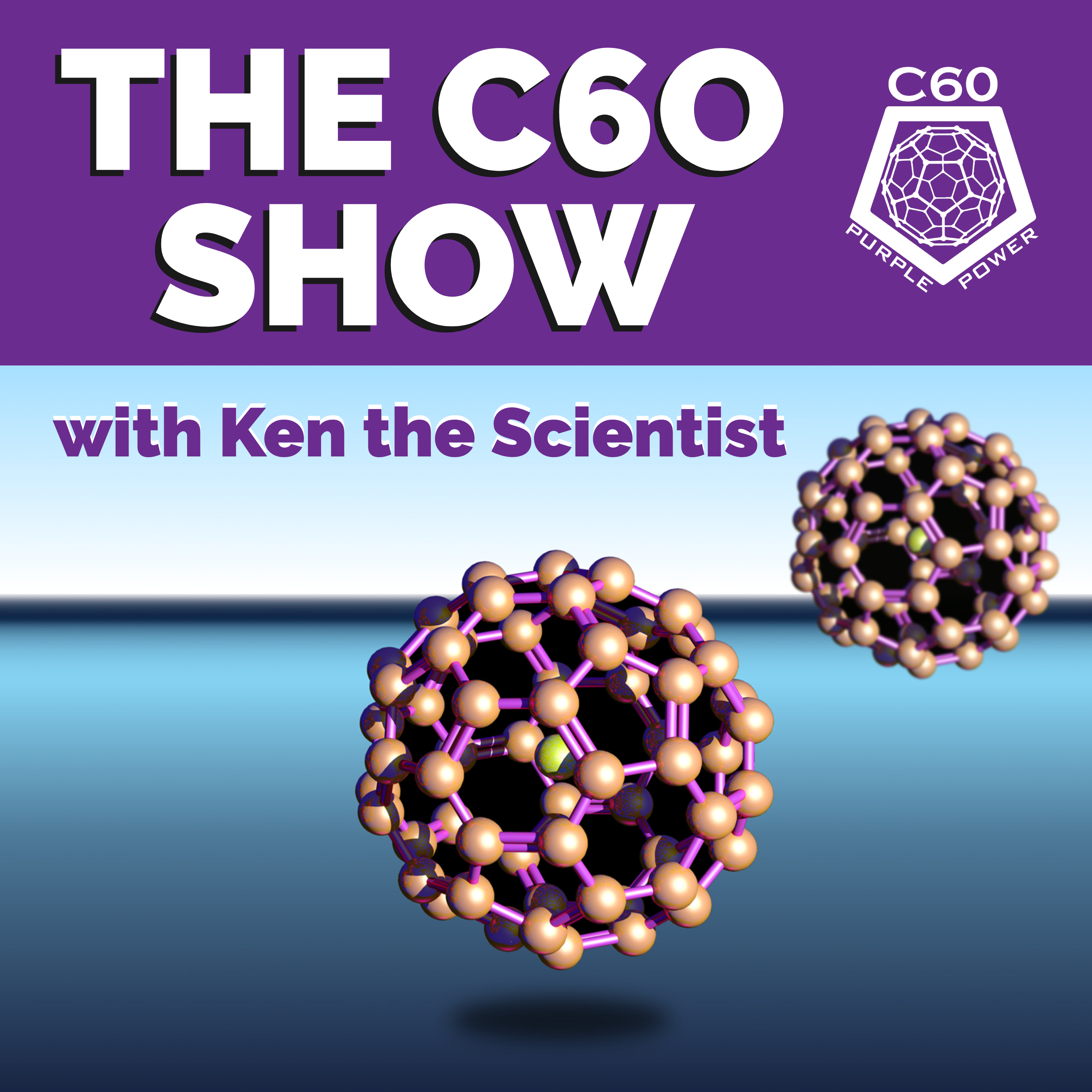 Artwork for What is C60? And Why is it the Most Powerful Antioxidant Yet Known?