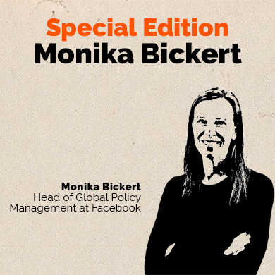 Special Edition - Monika Bickert