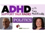 Artwork for Politics, Donald Trump and Adult ADD / ADHD