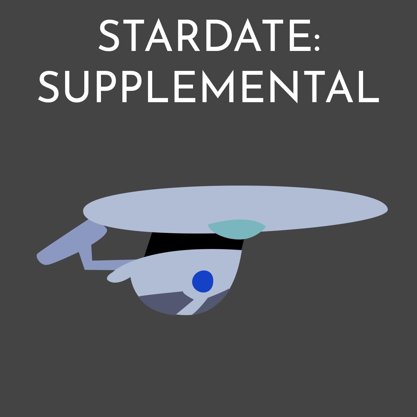 Stardate: Supplemental show art