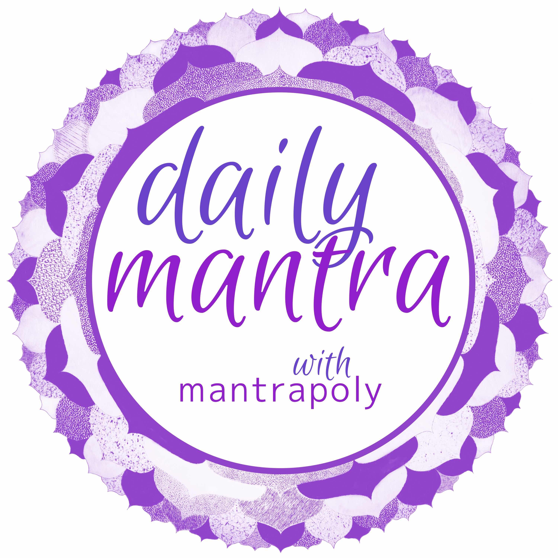 Daily Mantra show art