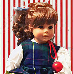 Ench By Sew-39: Plaid tidings' to you and all of your kin( *Dolls* too!) Part 2 of Tartans and Plaids  (Winter Holidays Mini-Cast)