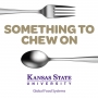 Artwork for Bringing diversity and change to the way we look at food systems.  A discussion with Dr. Jeanette Thurston, Director, K-State Food Science Institute.
