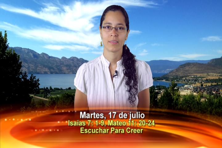 Artwork for Dios te Habla con Judy Muñoz,  Tema el hoy: Escuchar para creer…