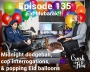 Artwork for Episode 135 - Midnight dodgeball, cop interrogations, & popping Eid balloons