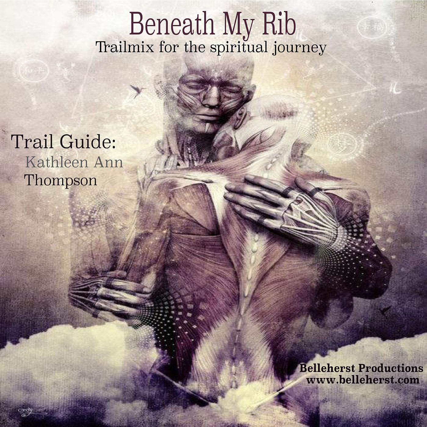 Beneath My Rib - Trail Mix for Your Spiritual Journey logo