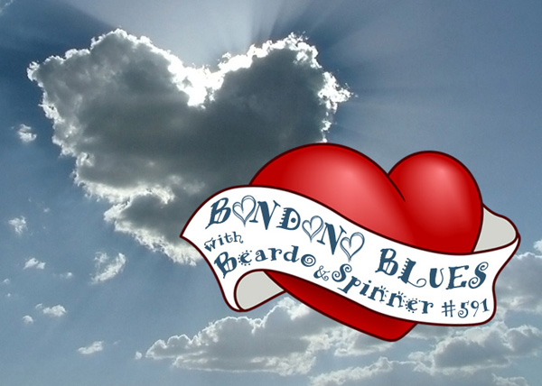 Bandana Blues #591 is all Heart!!!