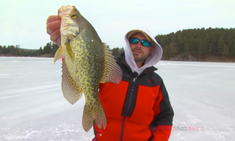 Crappie Fishing with Ron Lindner HFJ No.145