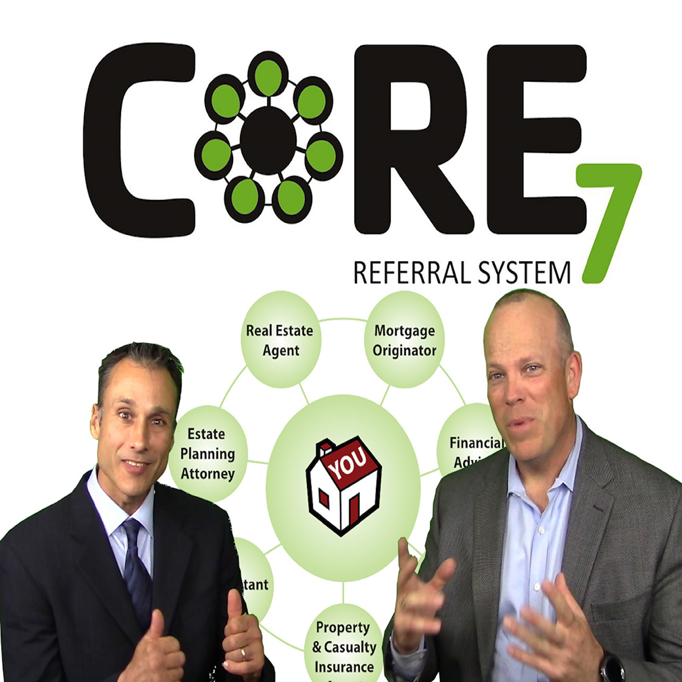 Artwork for Referral Targets Module 1 with Mark Maiocca
