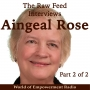 Artwork for 198: The Raw Feed Interviews Aingeal Rose (2 of 2)
