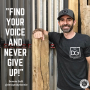 Artwork for Find Your Voice And Never Give Up