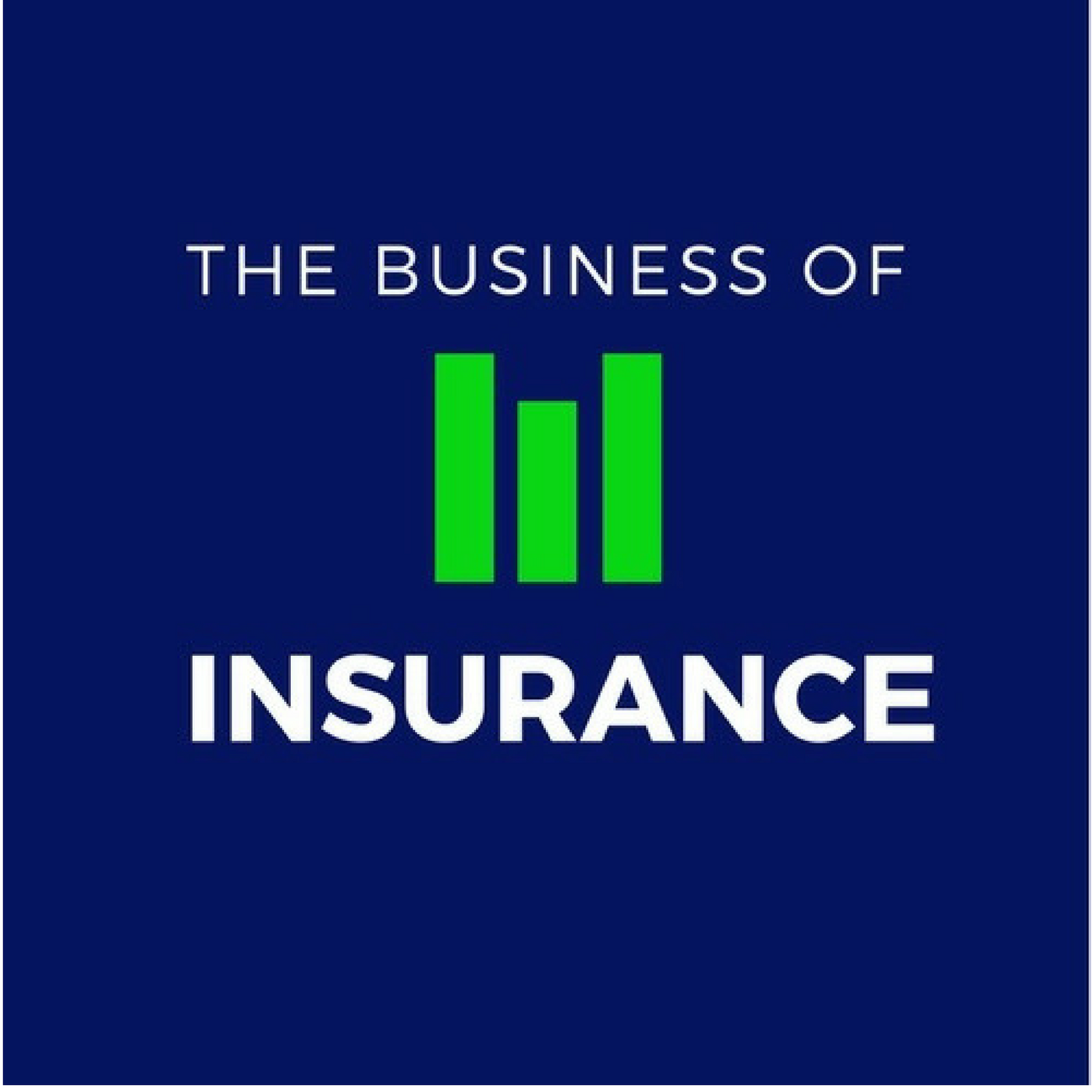 Business of Insurance Podcast show art
