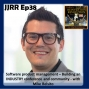 Artwork for JJRR Ep38 Software product management - Building an INDUSTRY conference and community - with Mike Belsito