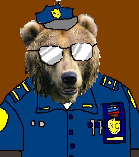 CST #294: Bear Cop