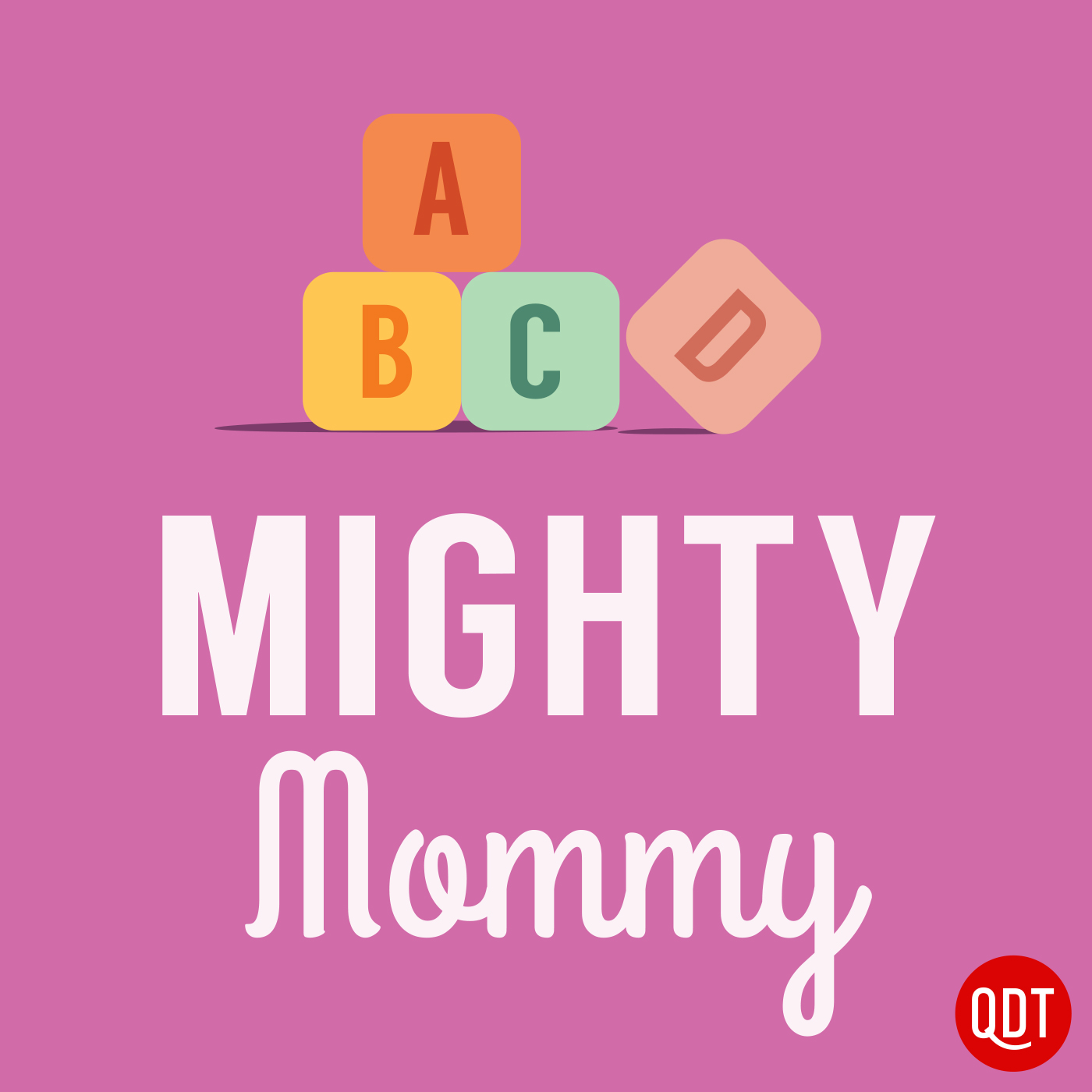 The Mighty Mommy's Quick and Dirty Tips for Practical Parenting logo