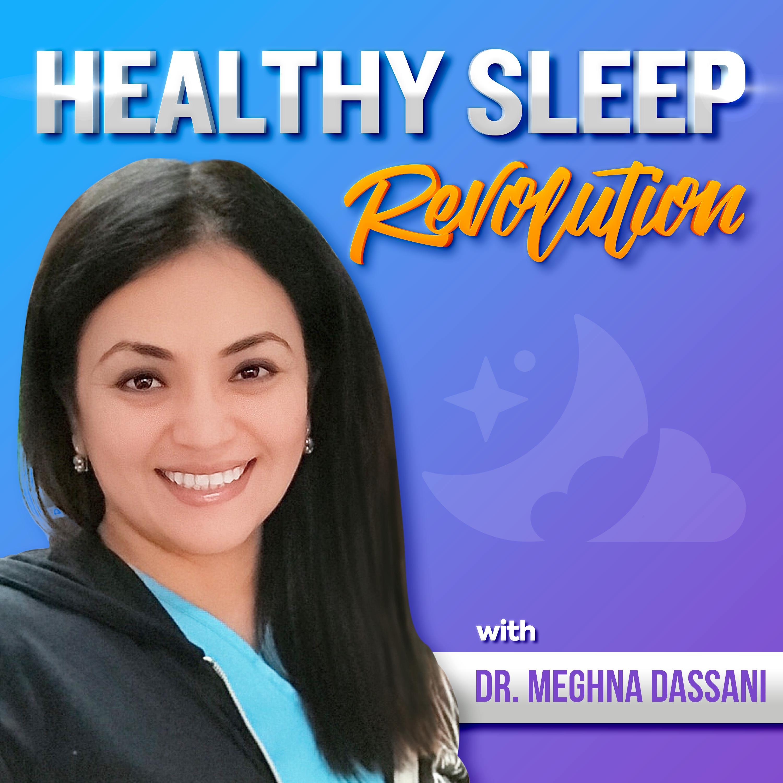 Healthy Sleep Revolution show art