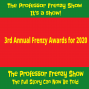 Artwork for The Professor Frenzy Show #130