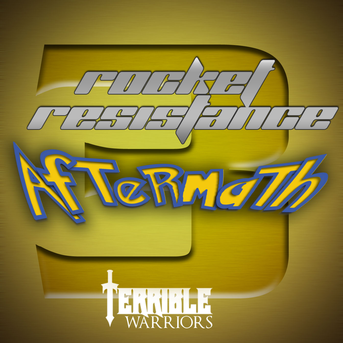 Artwork for Rocket Resistance: Aftermath (3 of 4)