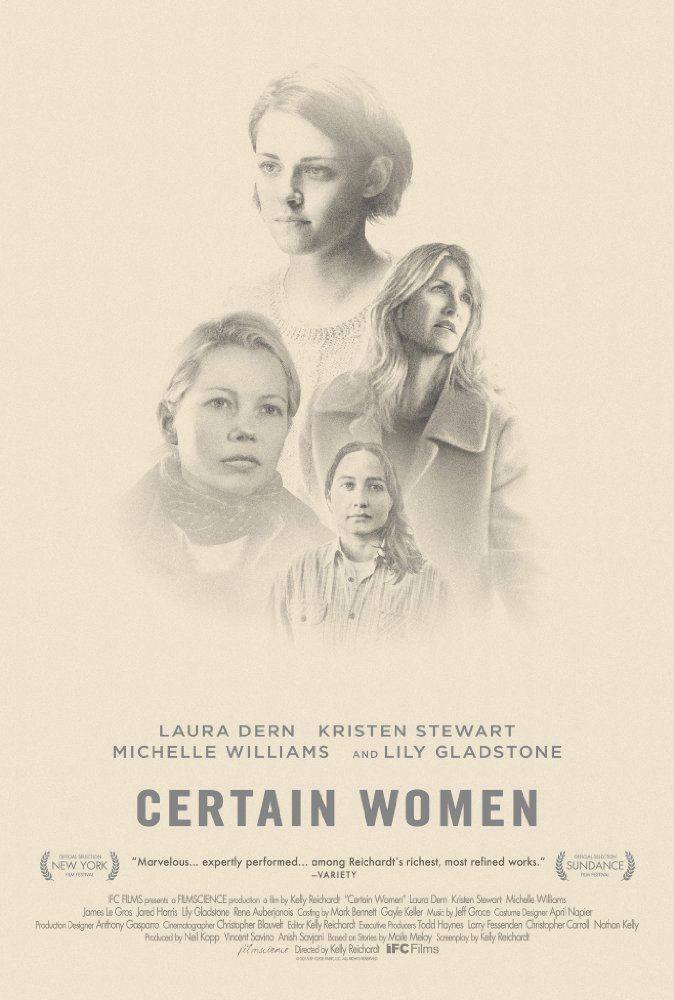 Ep. 270 - Certain Women (Wendy and Lucy vs. Meek's Cutoff)