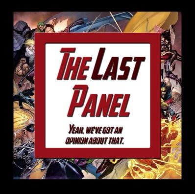 Artwork for The Last Panel: Episode 9 - Comic Talk