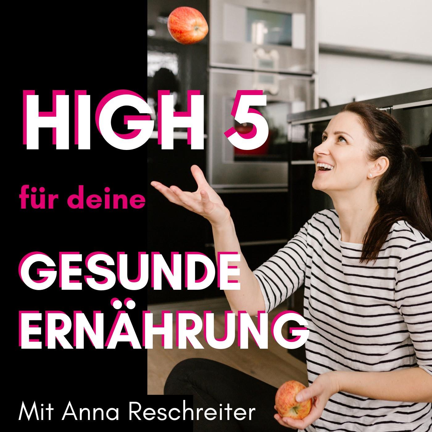 High 5 für deine gesunde Ernährung show art