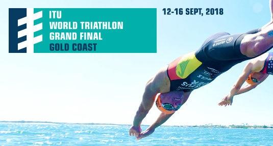 ITU WTS Gold Coast 2018