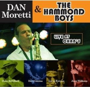 Dan Moretti Brings Back Soul Jazz