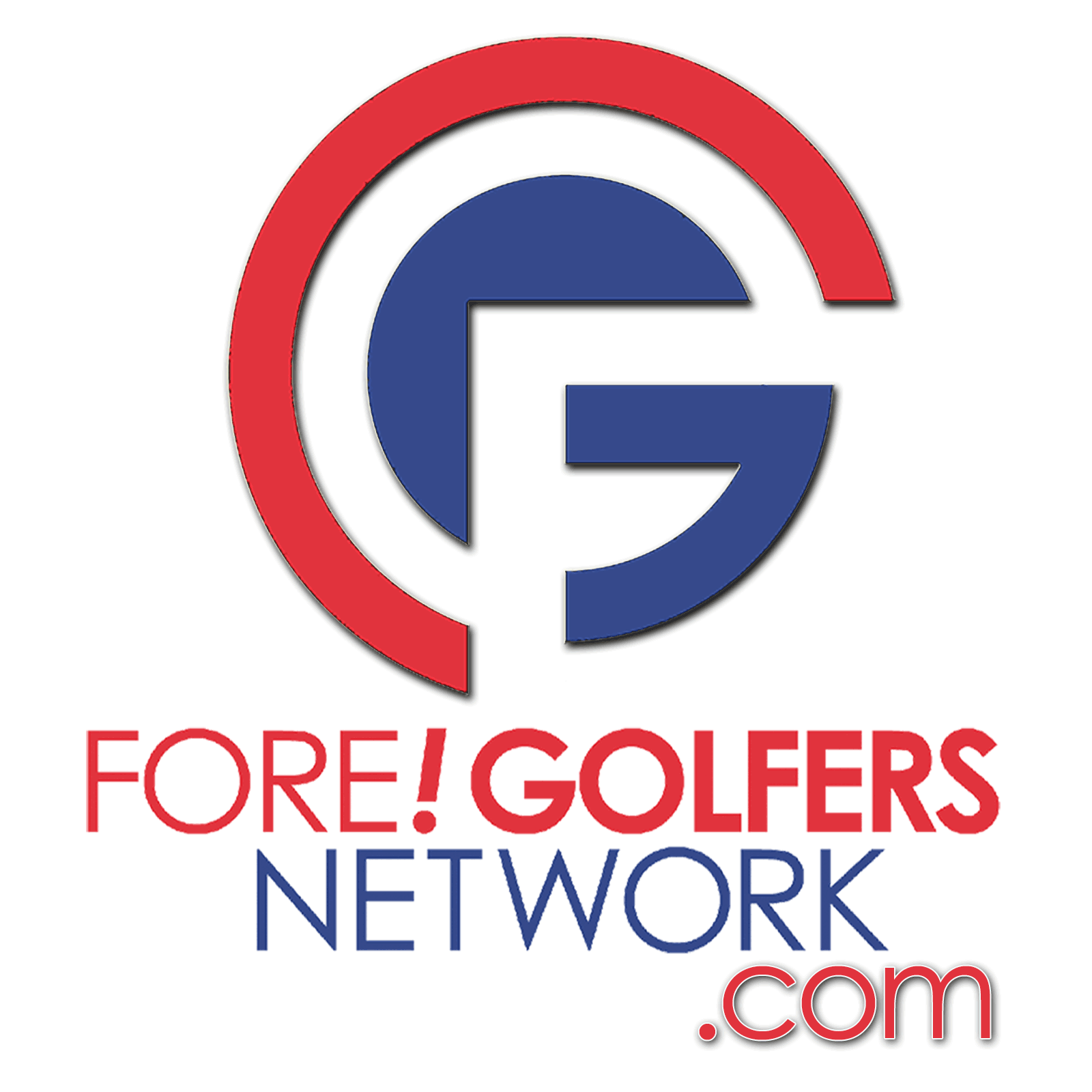 Fore Golfers Network Podcast show art