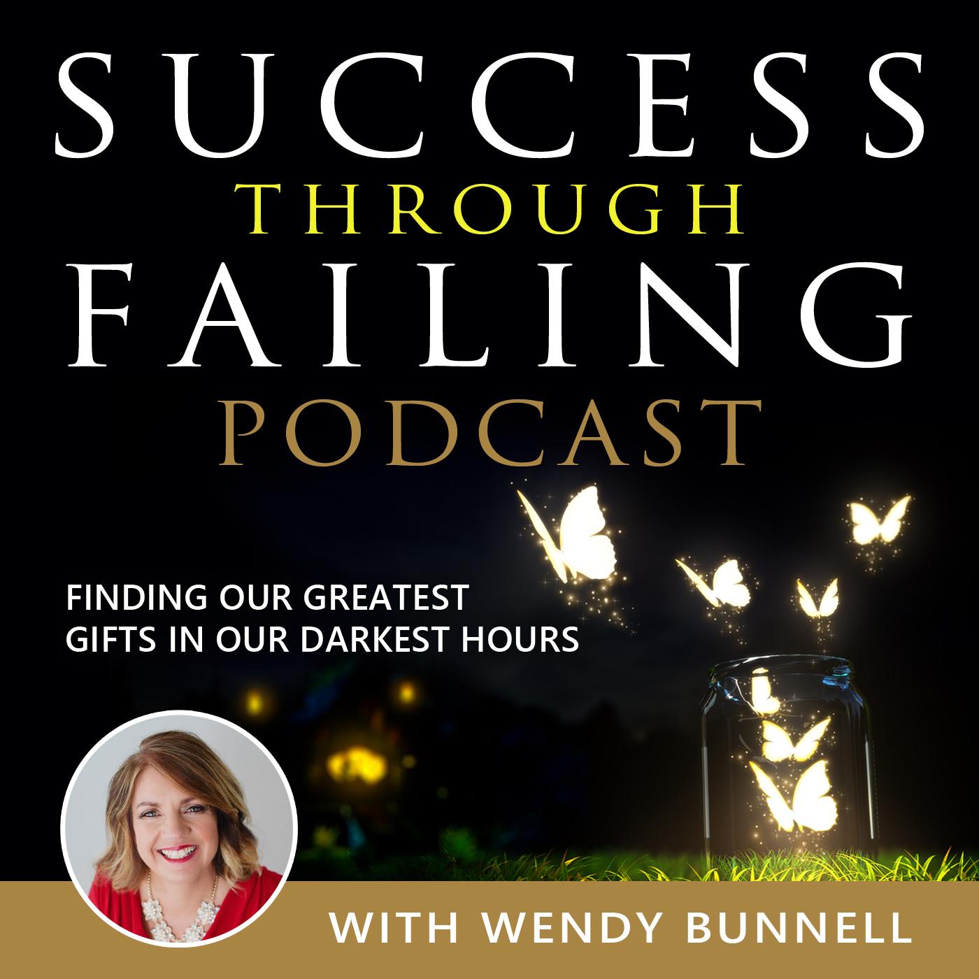 Success Through Failing's Podcast show art