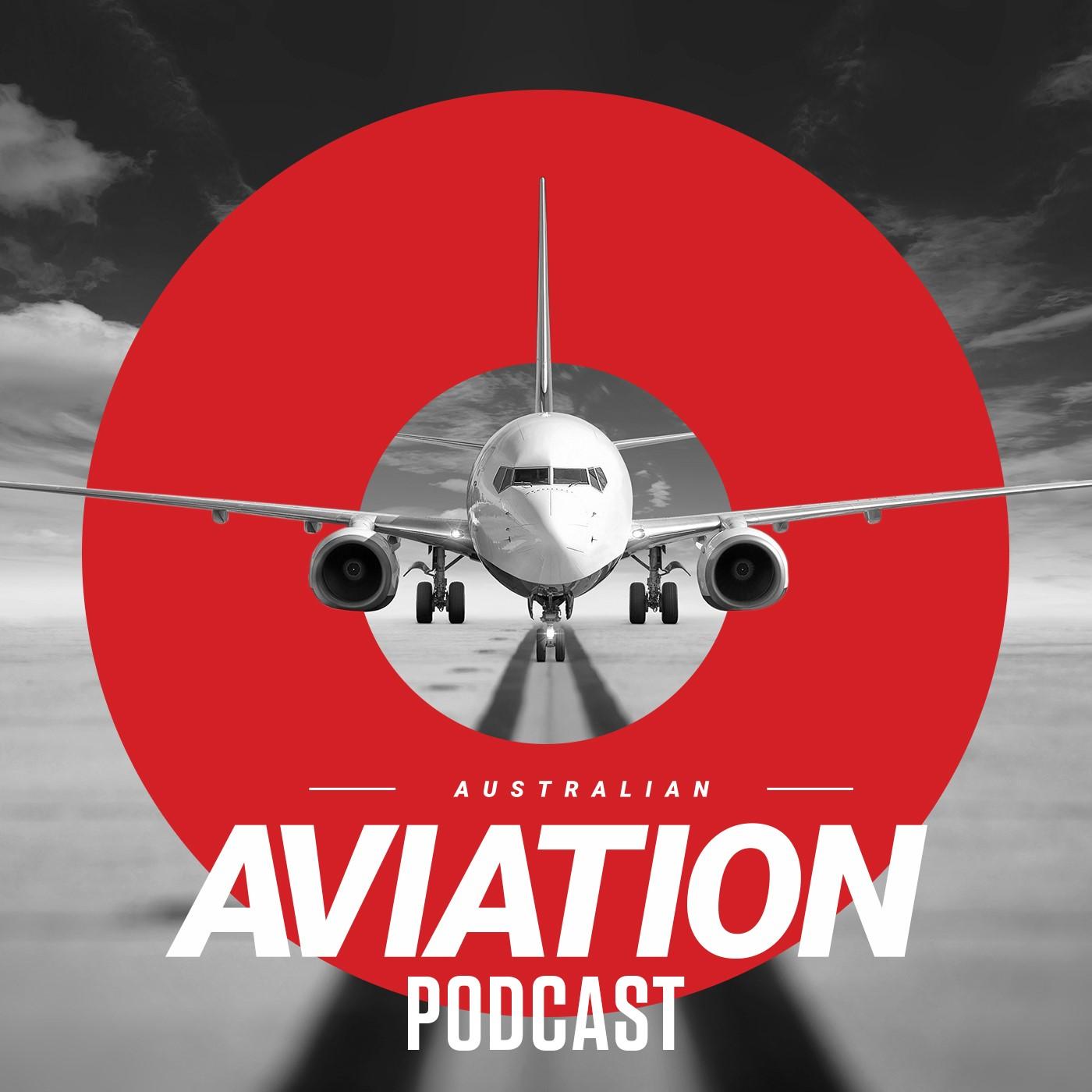 Australian Aviation Podcast show art
