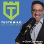 Artwork for 211: Lowering Performance Testing Barriers Using k6 with Robin Gustafsson