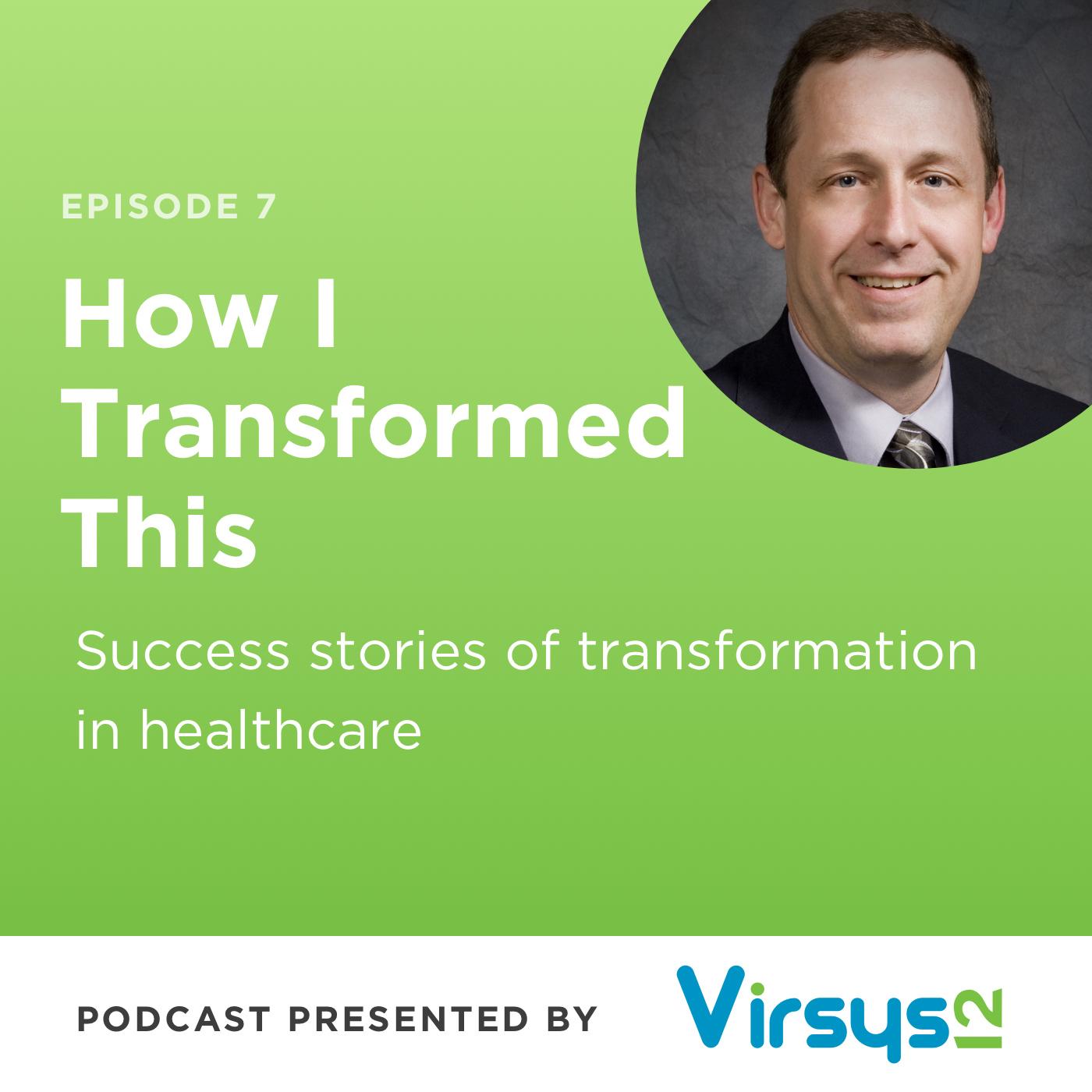 Bob Martin: Prioritizing Compassionate Care with New Technology