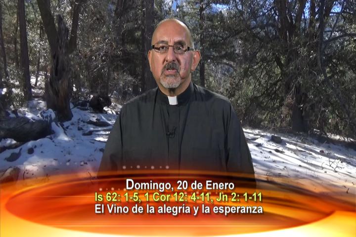 Artwork for Dios te Habla con Fr. Roberto Flores, SVD; Tema el hoy: El Vino de la alegría y la esperanza