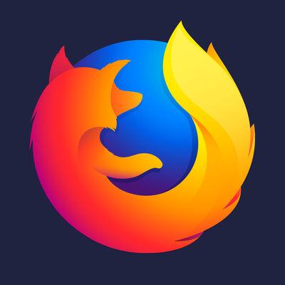 Firefox browser app