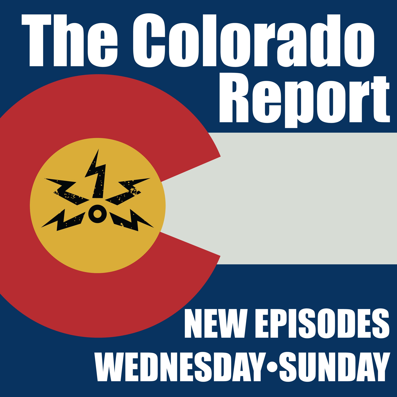 The Colorado Report show art