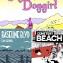 Artwork for Episode 294: Reviews of Coyote Doggirl, Baseline Blvd., and Cemetery Beach #1