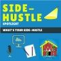 Artwork for Side-Hustle Spotlight  - How One Listener is Making $800 Writing in Her Spare Time