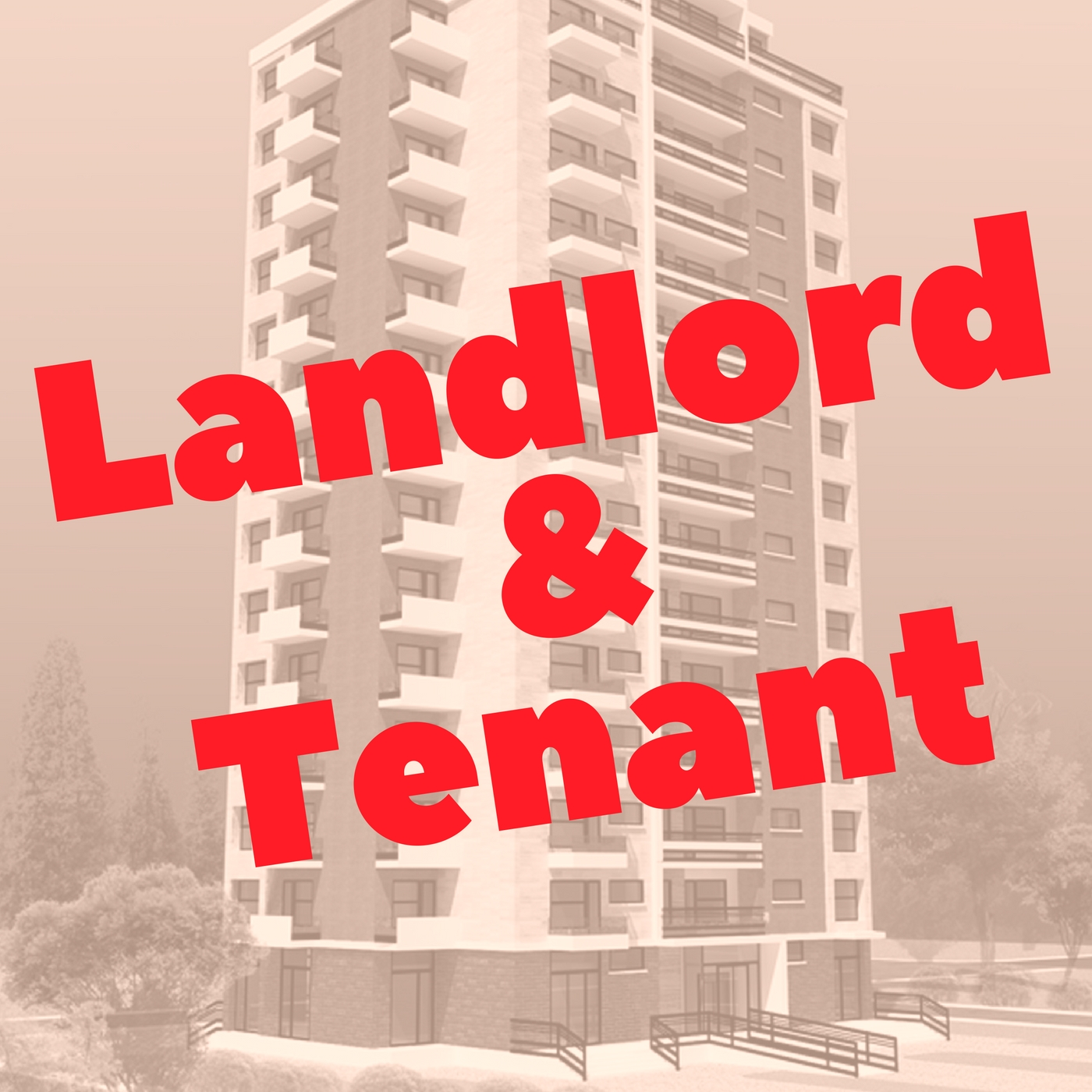 The Landlord And Tenant Podmess show art